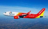 Vietjet Air membuka jalan penerbangan baru Hanoi (Vietnam) -Yangon (Myanmar)