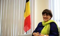 Kerajaan Belgia ingin mengembangkan hubungan dengan Vietnam