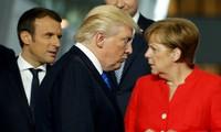 Opini umum memprotes AS yang menarik diri dari Perjanjian Paris tentang  menghadapi perubahan iklim