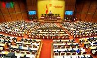 MN mengesahkan Resolusi tentang program legislasi tahun 2018