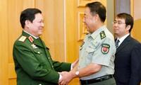 Temu pergaulan persahabatan ke-4 pertahanan perbatasan Vietnam-Tiongkok