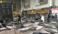 """Ledakan di stasiun sentral Brussels merupakan """"serangan teror"""""""