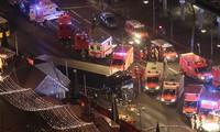 Kasus truk menabrak pejalan kaki di Inggeris: Pelaku utama dituduh bersangkutan dengan terorisme