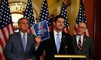 AS : Para Senator Partai Republik mengumumkan RUU tentang Perawatan Kesehatan amandemen