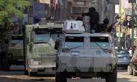 Mesir meresmikan pangkalan militer terbesar di Timur Tengah