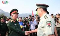 Kerjasama pertahanan turut menstabilkan dan mengembangkan kawasan perbatasan Vietnam-Tiongkok