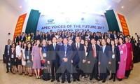APEC 2017: Kaum pemuda  memberikan sumbangan pada perkembangan yang berkesinambungan dan bersifat m