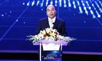 Acara penyampaian penghargaan Talenta Bumi Vietnam 2017