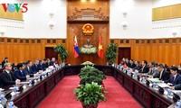 Vietnam dan Slovakia memperkuat kerjasama ekonomi ke ketinggian baru