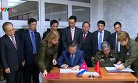 Kementerian Keamanan Publik Vietnam dan Kementerian Dalam Negeri Kuba memperkuat kerjasama bilateral