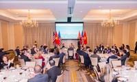 Kedubes Vietnam mengadakan resepsi menyambut hubungan Vietnam-AS dan Tahun APEC Vietnam 2017