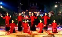Nyanyian lagu rakyat Xoan Phu Tho resmi diakui sebagai Pusaka budaya nonbendawi yg mewakili umat manusia