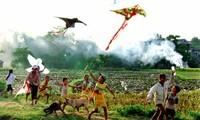 Permainan rakyat warga etnis minoritas Cham di Provinsi Ninh Thuan
