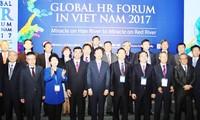 Forum Sumber Daya Manusia  Global 2017 Vietnam-Republik Korea