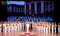 Banyak aktivitas memperingati ultah ke-73 Hari Berdirinya Tentara Rakyat Vietnam