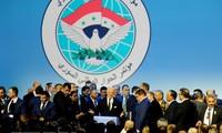 Pemerintah Suriah menyambut hasil Kongres Dialog Nasional Suriah, di Kota Sochi, Rusia