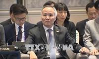 Konferensi Terbatas Menteri Ekonomi ASEAN membahas langkah penguatan integrasi kawasan