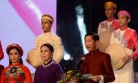 "Pembukaan pesta baju ""Ao Dai"" kota Ho Chi Minh 2018"