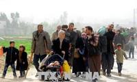 Dewan Keamanan PBB mendesak segera melakukan gencatan senjata di Suriah