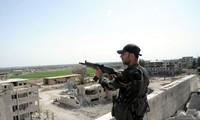 Tentara Pemerintah mengontrol lagi dua kotamadya di Ghouta Timur, Suriah