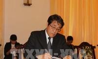 Rasa cinta dari rakyat seluruh negeri terhadap mantan PM Phan Van Khai