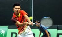 Tim Seleksi Tenis Vietnam naik peringkat ke grup 2 Piala Davis kawasan Asia-Pasifik
