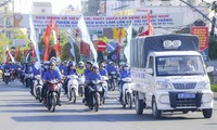 Kerjasama internasional dalam penelitian meningkatkan keselamatan lalu lintas untuk Vietnam