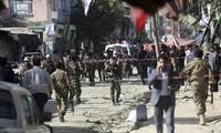 Banyak negara mengutuk serangan teror  di Afghanistan