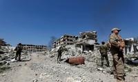 Menlu Turki, Rusia dan Iran akan melakukan pertemuan di Moskow untuk berbahas tentang situasi Suriah