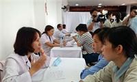 Periksa kesehatan dan penyakit kejuruan secara gratis  untuk  15.000 pekerja