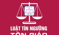 Memperkenalkan Undang-Undang mengenai Kepercayaan dan Agama kepada kantor-kantor diplomatik