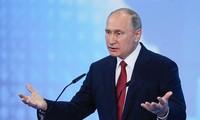 Presiden Rusia : Situasi di Suriah menjadi kondusif untuk memulai proses politik