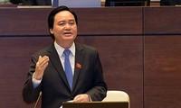 Vietnam menyediakan 20% APBN untuk melakukan investasi dan mengembangkan pendidikan