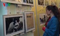 Pameran foto memperingati ultah ke-70 Hari Presiden Ho Chi Minh mengeluarkan seruan kompetisi patriotik