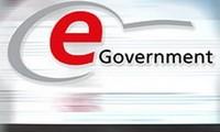 Mengembangkan Pemerintah Elektronik yang mengarah ke administrasi modern dan berhasil-guna