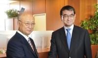 Jepang bersedia memberikan bantuan kepada IAEA untuk mengawasi denuklirisasi di Semenanjung Korea
