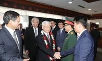 Mitra  strategis Vietnam-Indonesia, awalan  yang baik, menuju ke masa depan