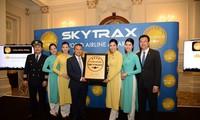 Vietnam Airlines menerima sertifikat maskapai penerbangan internasional 4 bintang
