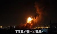 Israel mengeluarkan tanda bahaya terjadinya serangan dengan roket dari Jalur Gaza