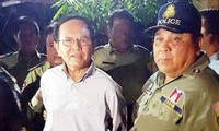 Kamboja terus menahan sementara mantan Ketua Partai CNRP