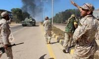 Libia berada dalam situasi siaga setelah serangan berdarah-darah IS