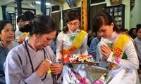 Hari Raya Ulambana di Vietnam