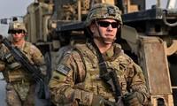 Memperkuat keamanan untuk pangkalan militer di Suriah