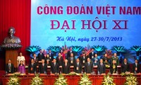 Pembukaan Kongres Serikat Buruh Vietnam yang ke-12