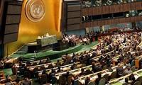 PBB terus menegaskan peranannya pada latar internasional yang baru