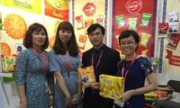Vietnam menyosialisasikan bahan makanan  dan hasil pertanian di Pekan raya bahan makanan dunia di India