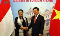 Peluang baru bagi badan-baan usaha Vietnam dan Indonesia melakukan kerjasama dan investasi