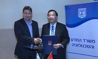 Vietnam dan Israel mengusahakan peluang kerjasama di bidang teknologi informasi dan komunikasi