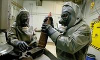 Uni Eropa mengesahkan mekanisme sanksi baru yang bersangkutan dengan senjata kimia