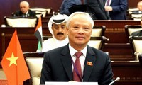 Vietnam berkomitmen bersama dengan IPU mendorong peranan parlemen dalam memperkokoh perdamaian dan perkembangan yang berkesinambungan